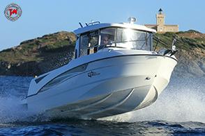 Il nuovo Barracuda 6 eredita il temperamento sportivo dei suoi predecessori