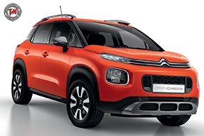 Citroen C3 Aircross #EndlessPossibilities Edition