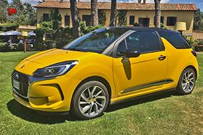 Comoda, veloce e ricca di personalità: è la nuova DS3 Cabrio!