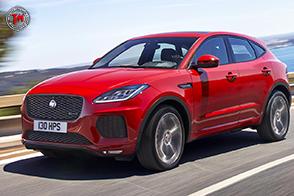 Jaguar E-PACE : spazio allo stile ed alle prestazioni