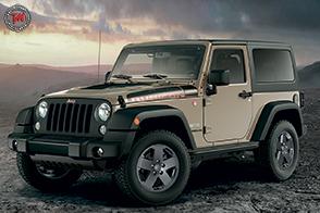 Jeep Wrangler Rubicon Recon: nato per l'off-road!