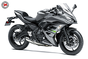 Kawasaki Ninja 650 e Z 650 model year 2018