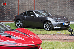 Mazda MX-5 RF riceve il premio Red Dot Best of the Best
