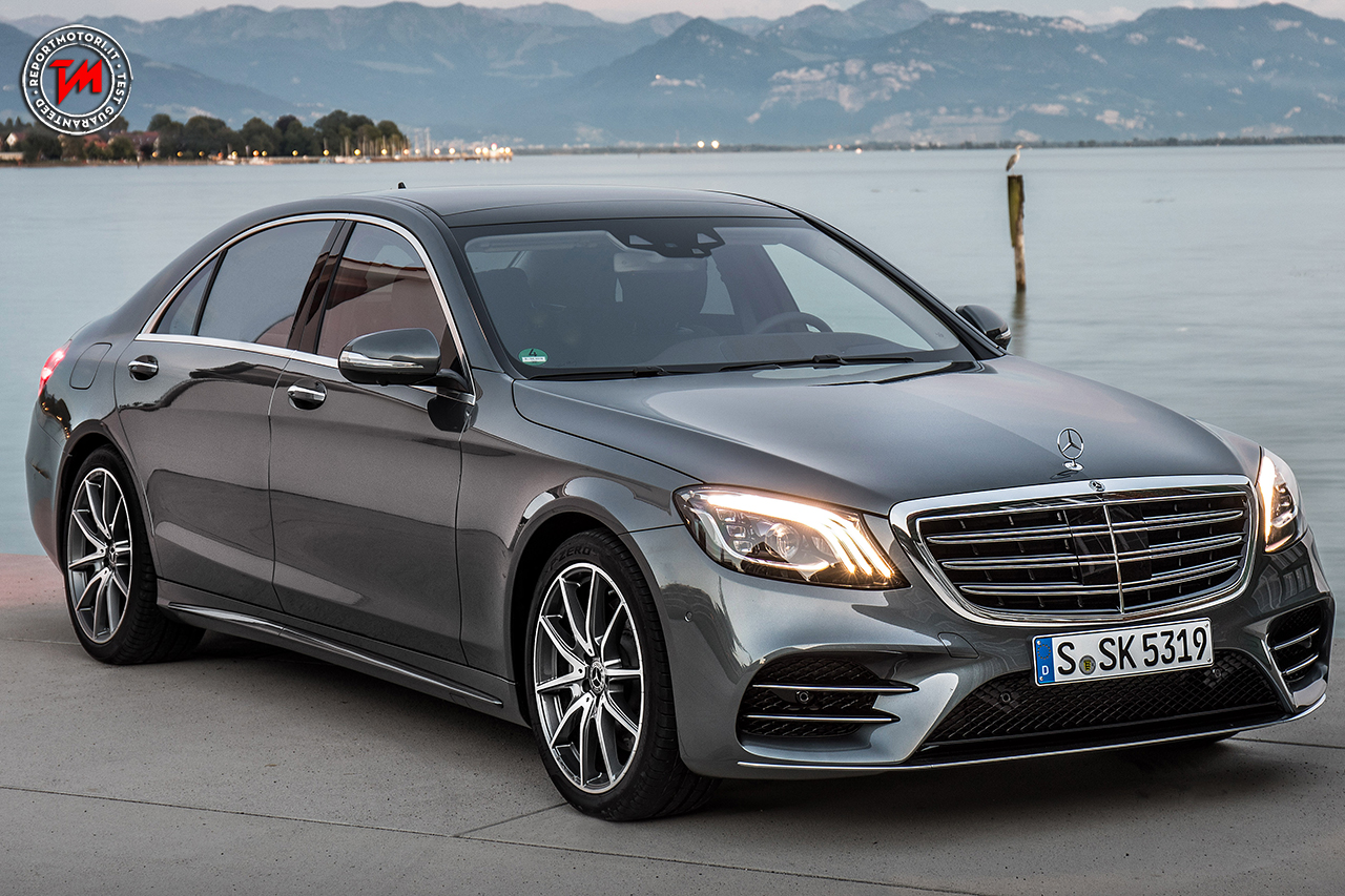 Pi di componenti nuovi sulla mercedes benz classe s for 2017 mercedes benz e350 price
