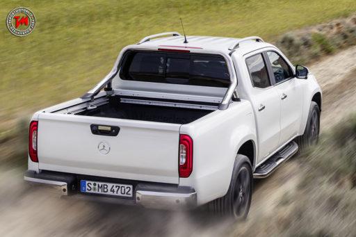 Mercedes-Benz Classe X,classe x