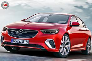 Per chi ama le auto speciali arriva la nuova Opel Insignia GSi