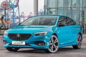Sportività ed eleganza per la nuova Opel Insignia Country Tourer