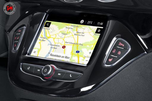 Opel Navi 4.0 IntelliLink