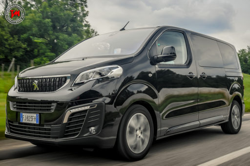 Nuovo Peugeot Traveller