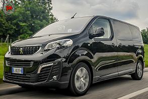 Nuovo Peugeot Traveller: veicolo multispazio e moulare