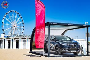 Renault Vertical Summer Tour 2017: voglia di estate e di crossover