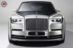 Nuova Rolls-Royce Phantom: architettura di lusso e motore V12