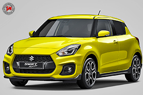 New Swift Sport: Suzuki pronta a commercializzare la sua arma vincente!