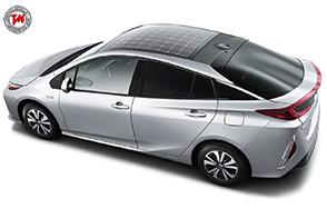 Da Panasonic i pannelli fotovoltaici per automotive