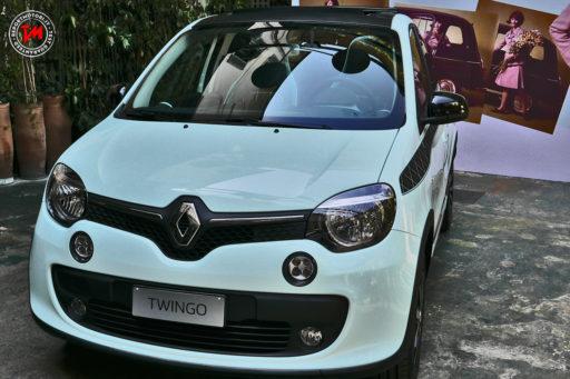 Renault Twingo La Parisienne,renault,twingo,twingo la parisienne