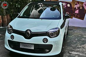 Renault Twingo La Parisienne: eleganza ed esclusività!