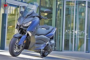 Nuovo Yamaha X-MAX 400 m.y. 2018