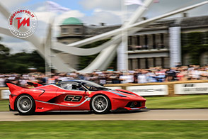 ferrari goodwood