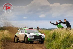 Con il podio al Rally di Polonia ŠKODA Motorsport mantiene la leadership nel WRC2