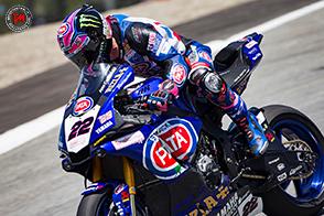 Alex Lowes estende il suo contratto con il Team Yamaha anche per il 2018