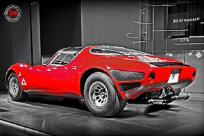 Alfa Romeo 33 Stradale: una vettura nata per vincere!