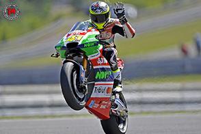 Il Team Aprilia Racing porta diverse novità sulla RS-GP