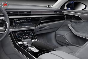 Sulla nuova Audi A8 debutta il Bang & Olufsen Advanced Sound System