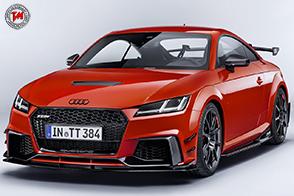 Audi Sport Performance Parts per Audi TT RS