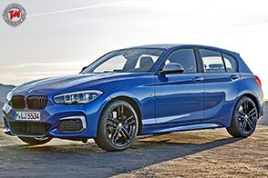 Nuova BMW Serie 1: un nuovo capitolo di successo!