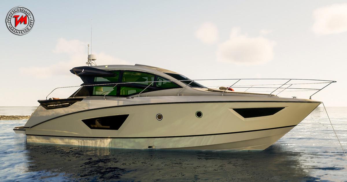 Sintesi tra stile e prestazioni beneteau gran turismo 50 for Il canotto a bordo degli yacht