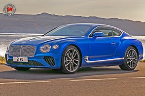 Bentley Continental GT: 635 cavalli e 900 Nm di coppia massima