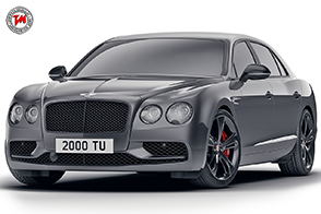 Bentley Flying Spur V8 S Black Edition: un V8 per la berlina di lusso!