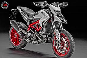 Novità estetiche e tecniche per la Ducati Hypermotard 939 my 2018