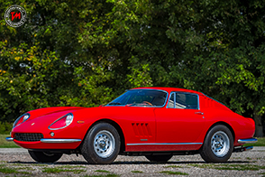 Scatta il conto alla rovescia per il 70esimo anniversario di Ferrari