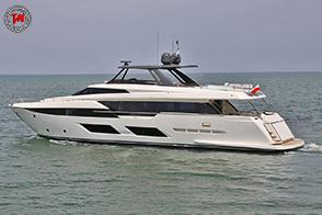 Mezzo secolo di attività festeggiato con il varo del nuovo Ferretti Yachts 920