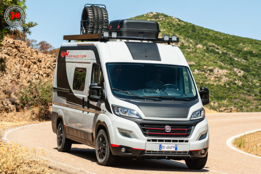 Ducato 4x4 Expedition 2017