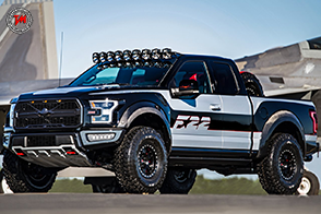 Ford F-22 F-150 Raptor: un pick-up esclusivo e potente!
