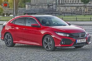 Sulla nuova Honda Civic debutta un nuovo i-DTEC da 120 cavalli
