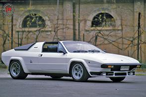 Lamborghini Silhouette: nel '70 una targa da prestazioni vertiginose!