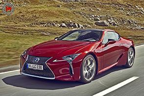 Estetica e contenuti da vera supersportiva: arriva la nuova Lexus LC