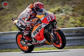Marc Marquez conquista la pole sul circuito di Valencia!
