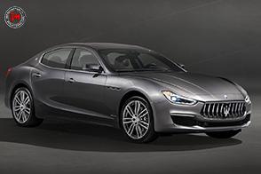 Maserati Ghibli GranLusso: la sportiva italiana si svela in Cina