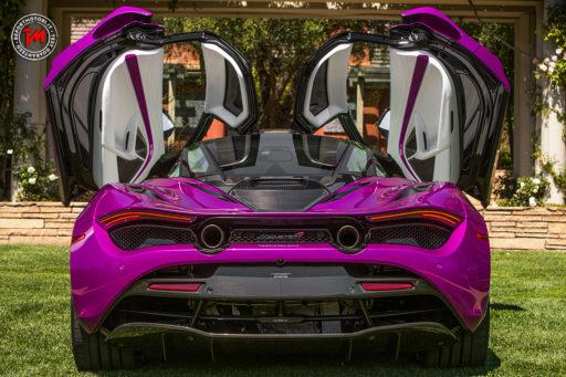McLaren 720S Fux Fuchsia