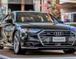 L'Audi A8 con pneumatici Goodyear di primo equipaggiamento