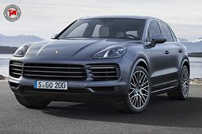 Nuove funzioni ed applicazioni sulla Porsche Cayenne