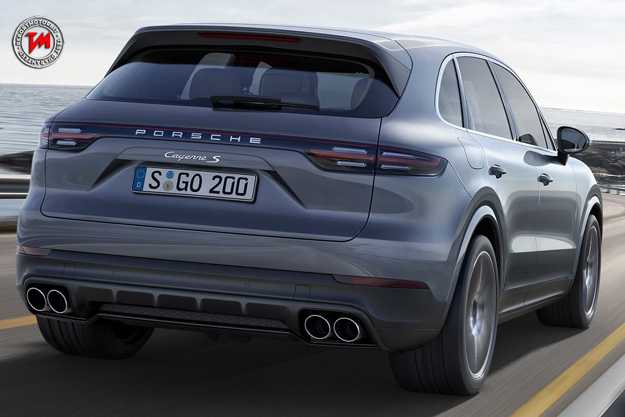 Nuova Porsche Cayenne La Terza Generazione Di Suv