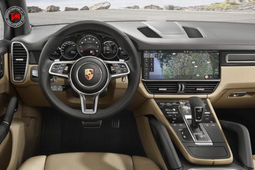 Nuova Porsche Cayenne