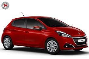 Peugeot 208 Touch: un best seller ricco di tecnologia!