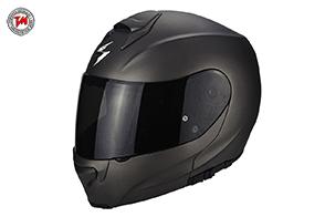 Calotta in fibra ed una leggerezza estrema per lo Scorpion-Exo 3000 Air