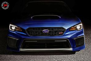 Subaru WRX STI Model Year 2018: spazio alla potenza e sicurezza!